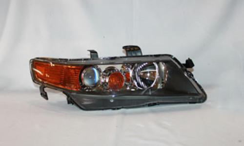 TYC - Headlight - TYC 20-6669-01