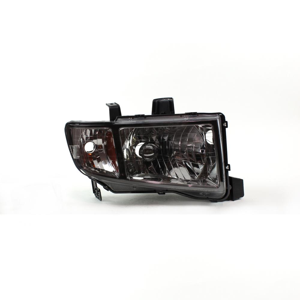 TYC - Headlight - TYC 20-6671-01