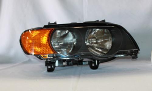 TYC - Headlight - TYC 20-6691-00