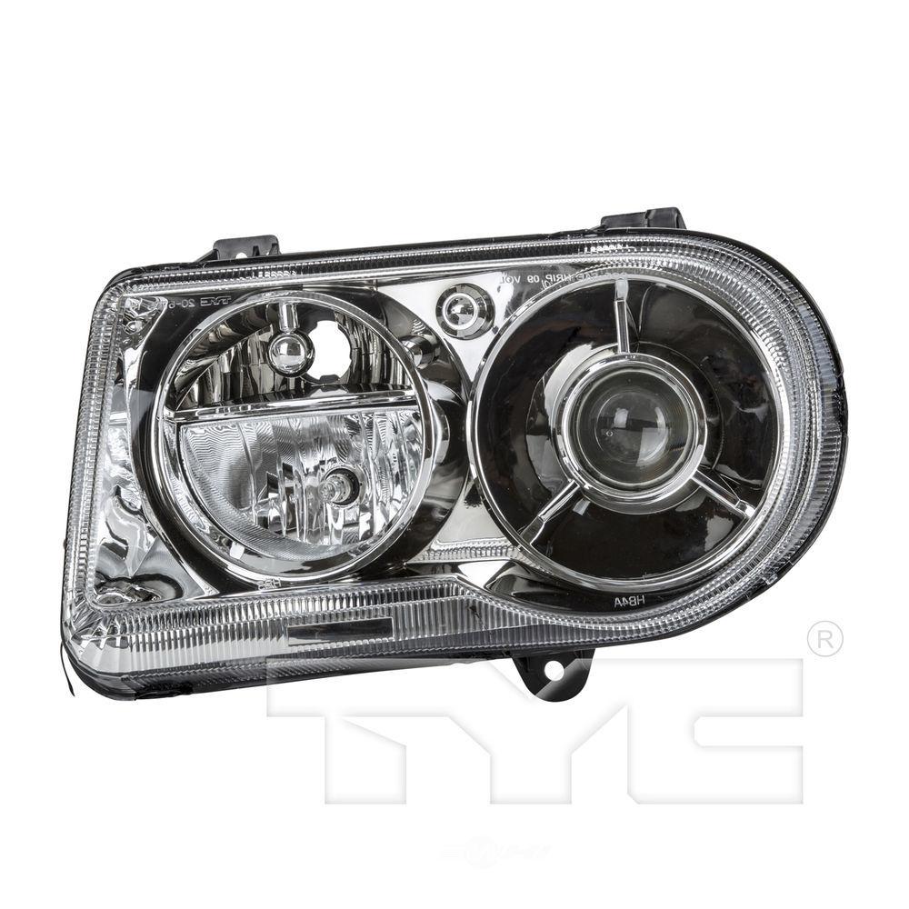 TYC - NSF Certified Headlight Assembly (Left) - TYC 20-6706-00-1