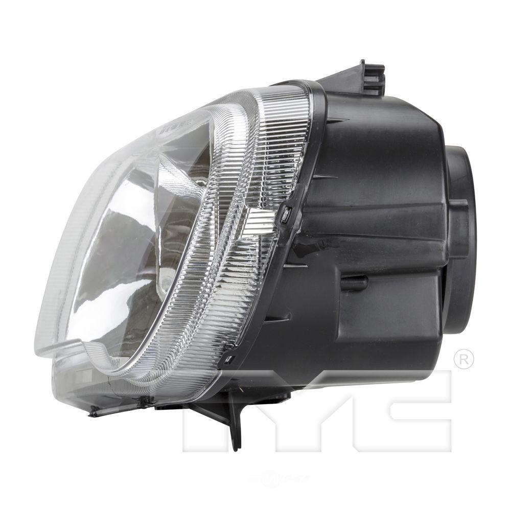 TYC - NSF Certified Headlight Assembly - TYC 20-6706-00-1