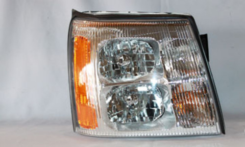 TYC - Headlight - TYC 20-6709-00