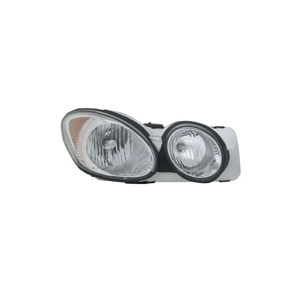 TYC - Headlight - TYC 20-6711-00
