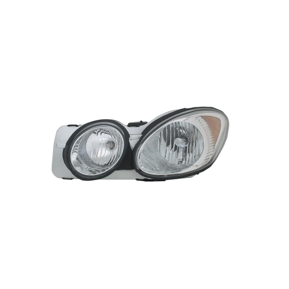 TYC - Headlight - TYC 20-6712-00