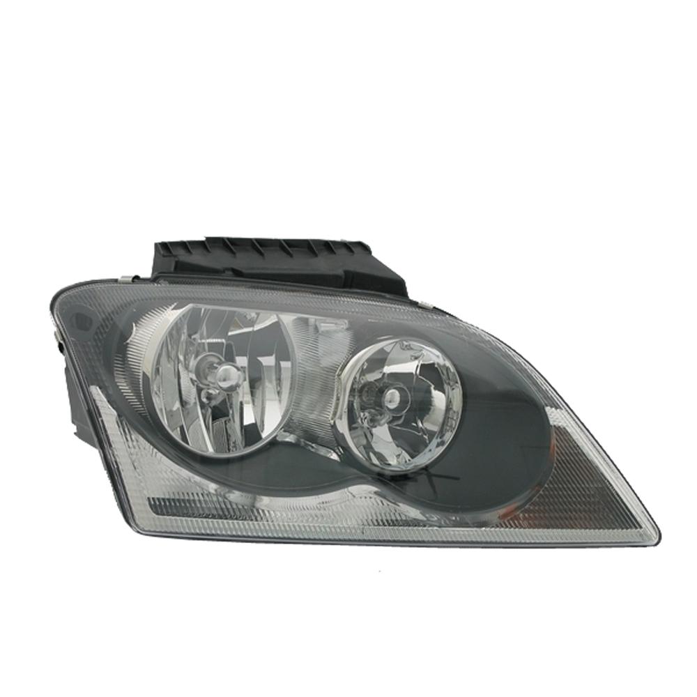 TYC - CAPA Certified Headlight - TYC 20-6715-00-9