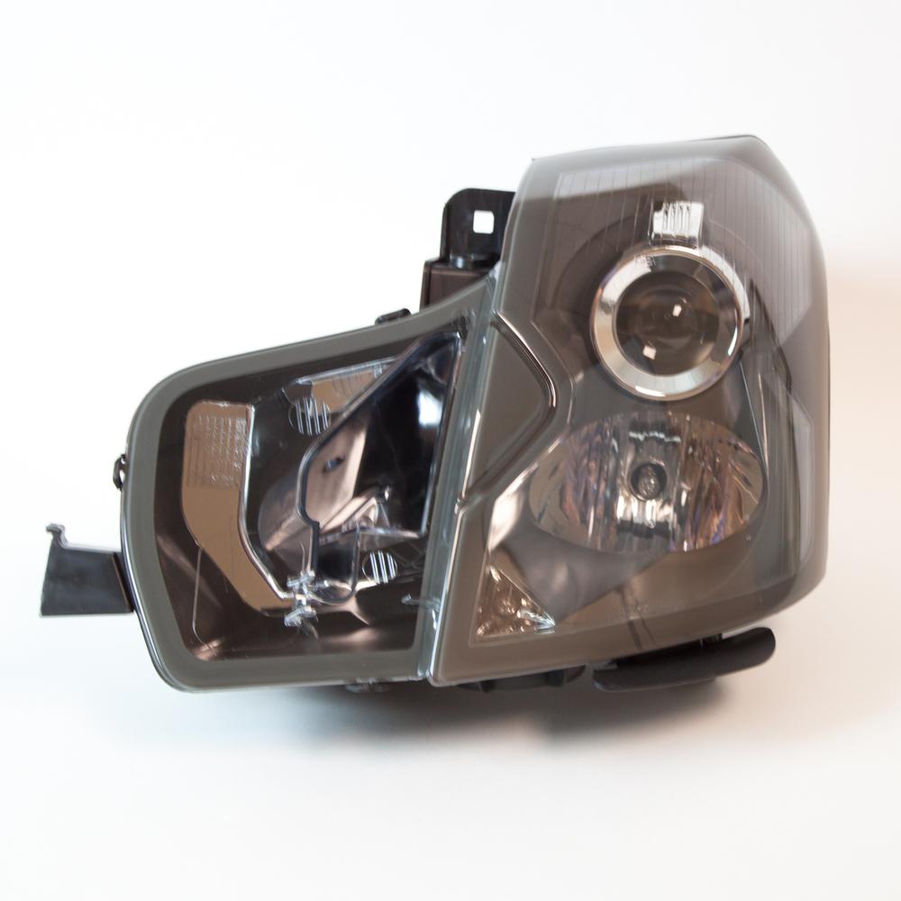 TYC - CAPA Certified Headlight - TYC 20-6716-00-9