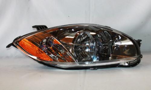 TYC - Headlight - TYC 20-6721-00