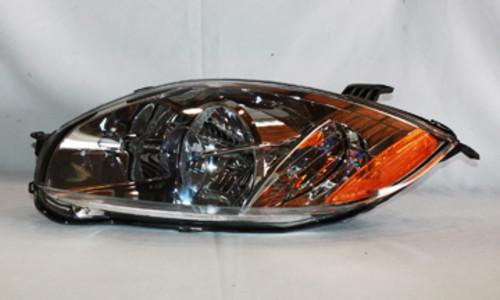 TYC - Headlight - TYC 20-6722-00
