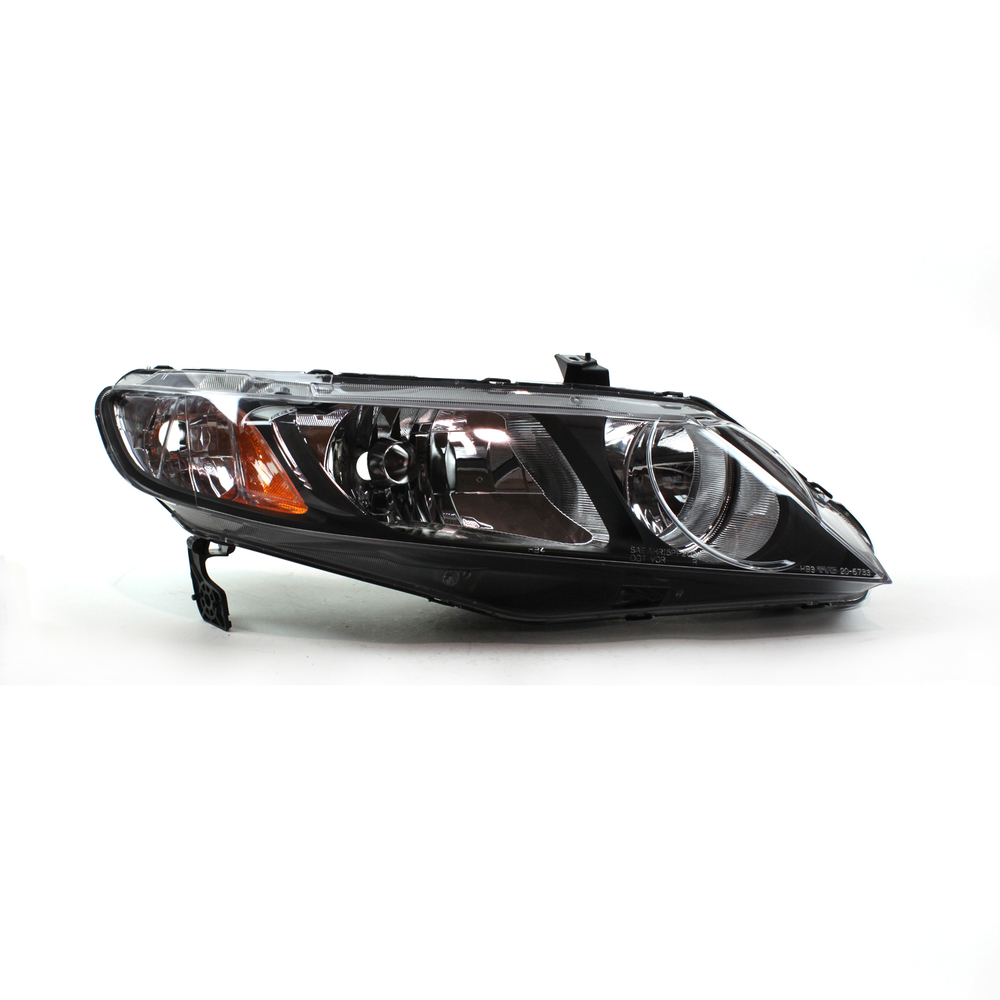 TYC - Headlight - TYC 20-6733-91