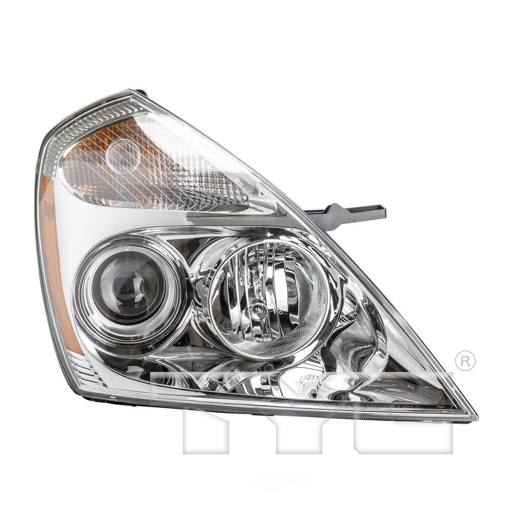 TYC - Headlight - TYC 20-6775-00