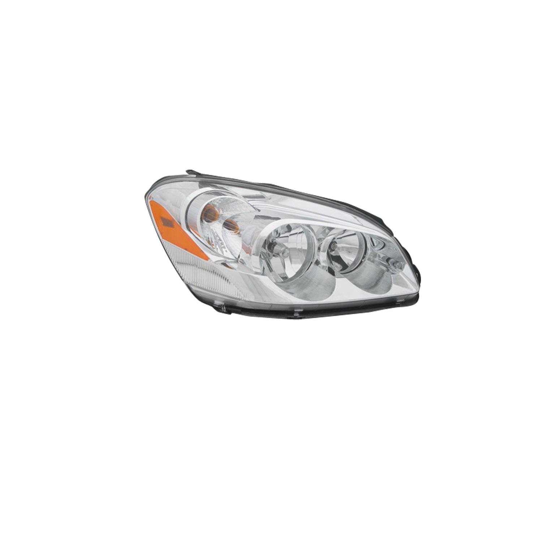 TYC - Headlight - TYC 20-6777-00