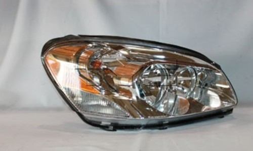 TYC - Capa Certified Headlight - TYC 20-6777-90-9