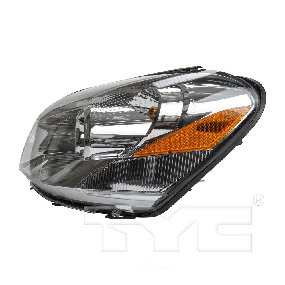 TYC - Nsf Certified Headlight Assembly - TYC 20-6778-00-1