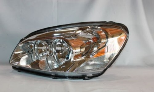 TYC - Capa Certified Headlight - TYC 20-6778-90-9