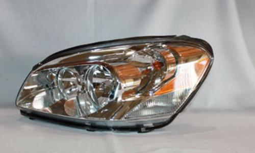 TYC - Headlight - TYC 20-6778-90