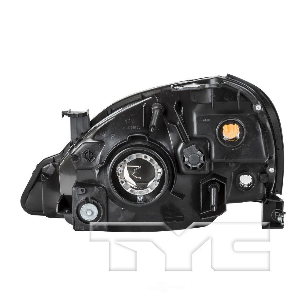 TYC - Headlight Lens Housing - TYC 20-6799-01