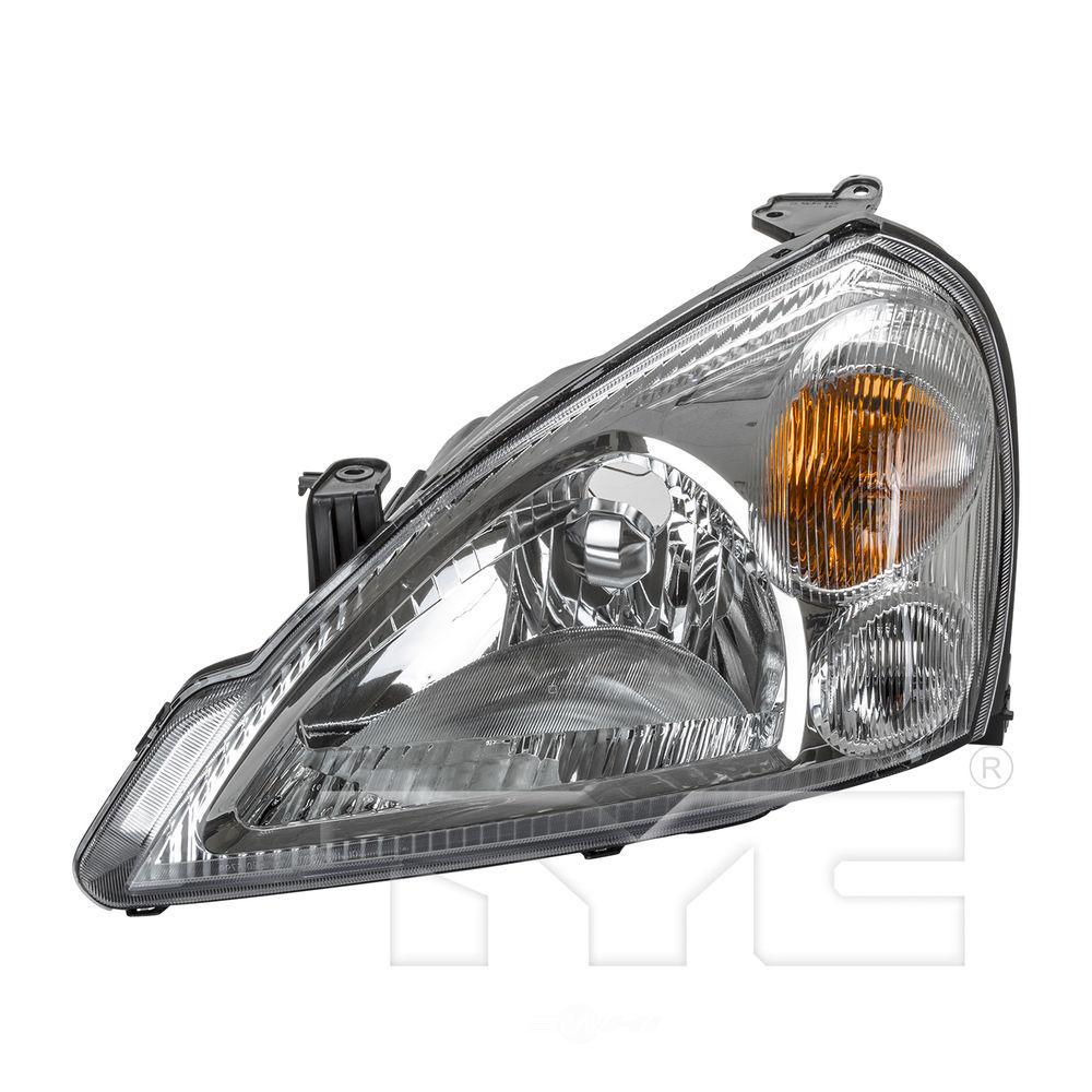 TYC - Headlight - TYC 20-6800-01