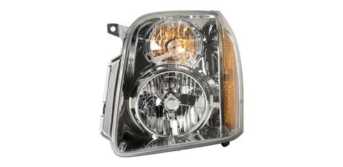 TYC - Headlight - TYC 20-6802-00
