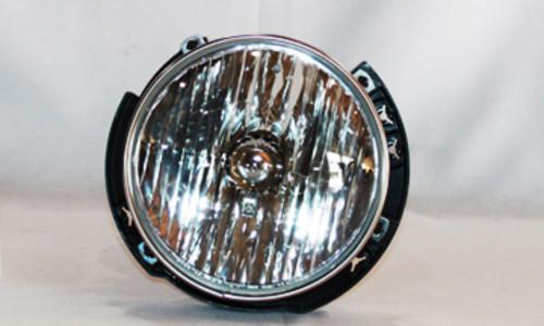 TYC - Headlight - TYC 20-6836-00