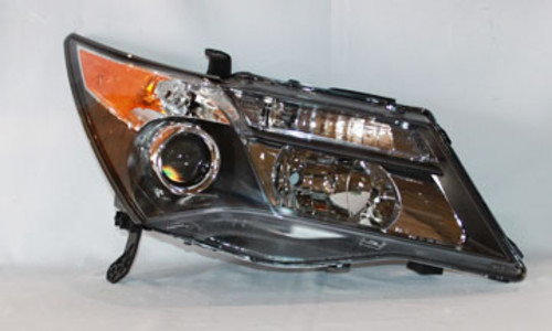 TYC - Headlight Assembly - TYC 20-6845-01
