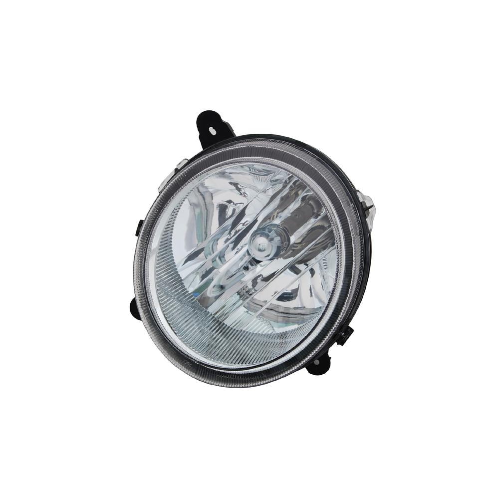 TYC - Headlight - TYC 20-6871-00
