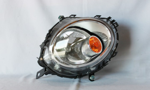 TYC - Headlight - TYC 20-6887-00