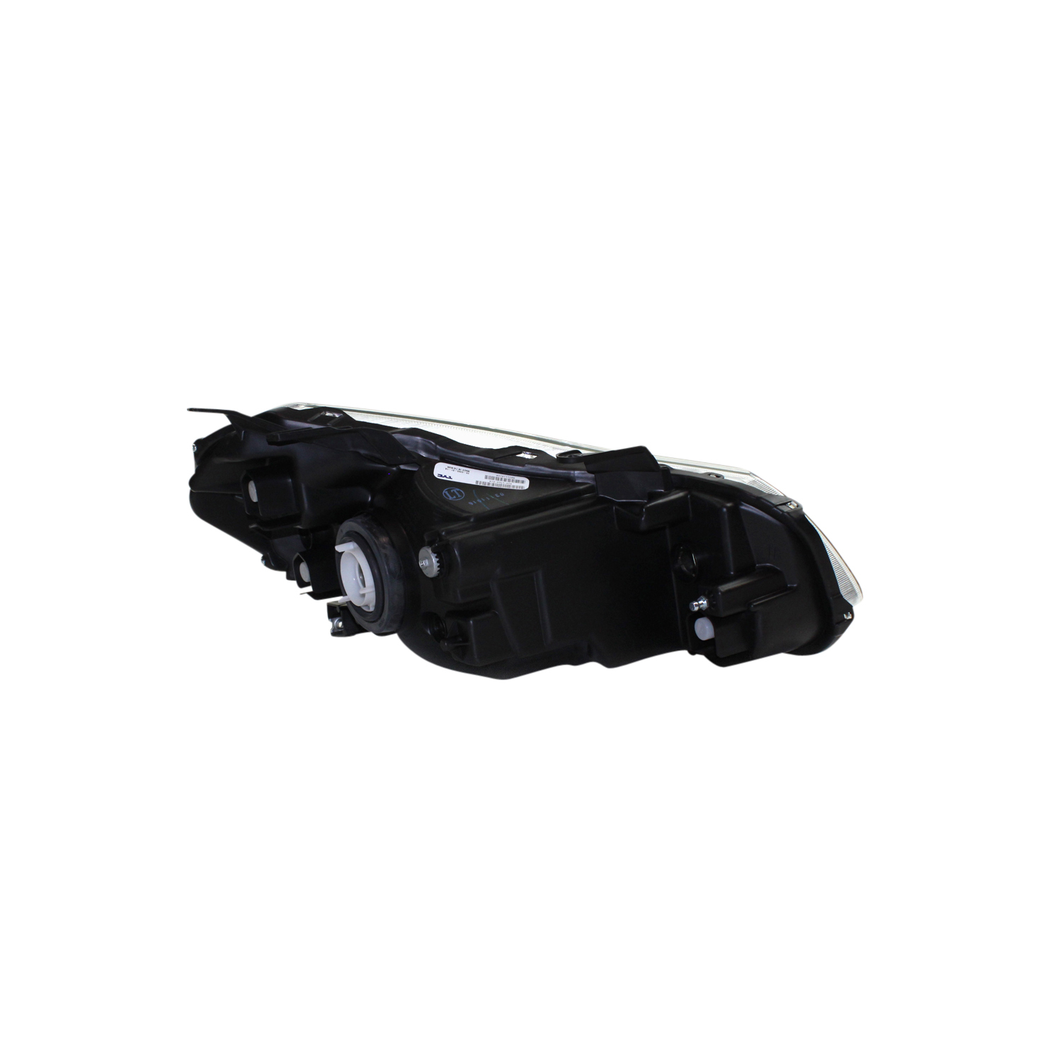 TYC - Capa Certified Headlight Assembly - TYC 20-6960-01-9