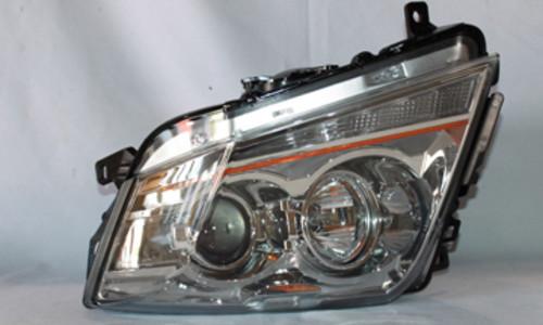 TYC - Headlight - TYC 20-6961-00