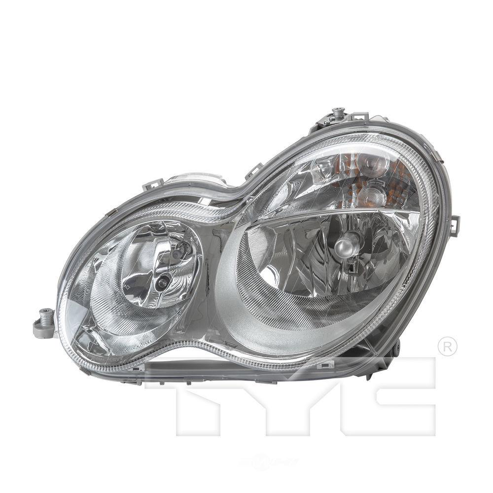 TYC - Headlight - TYC 20-6980-00