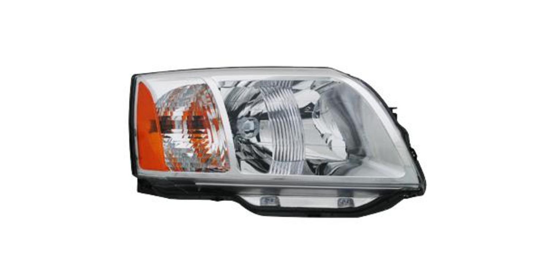 TYC - Headlight - TYC 20-6987-00