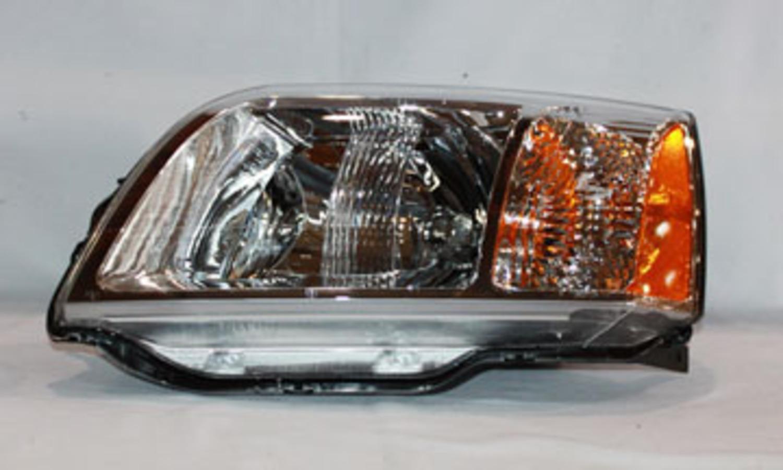 TYC - Headlight - TYC 20-6988-00