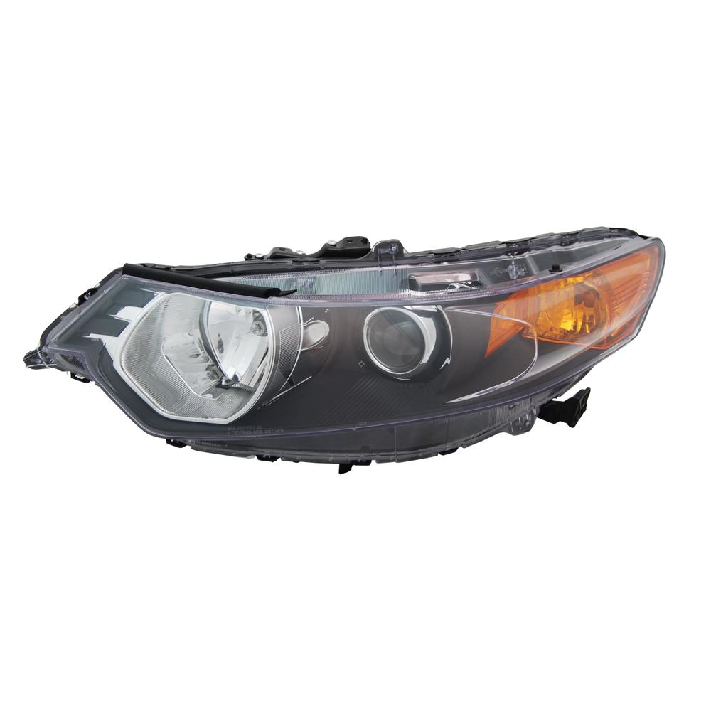 TYC - Headlight - TYC 20-9070-01