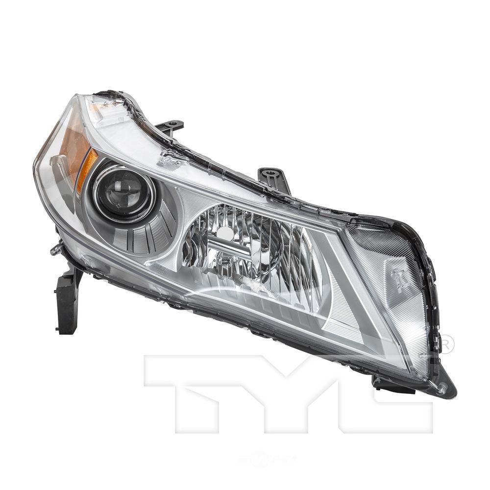 TYC - Headlight Assembly - TYC 20-9071-01