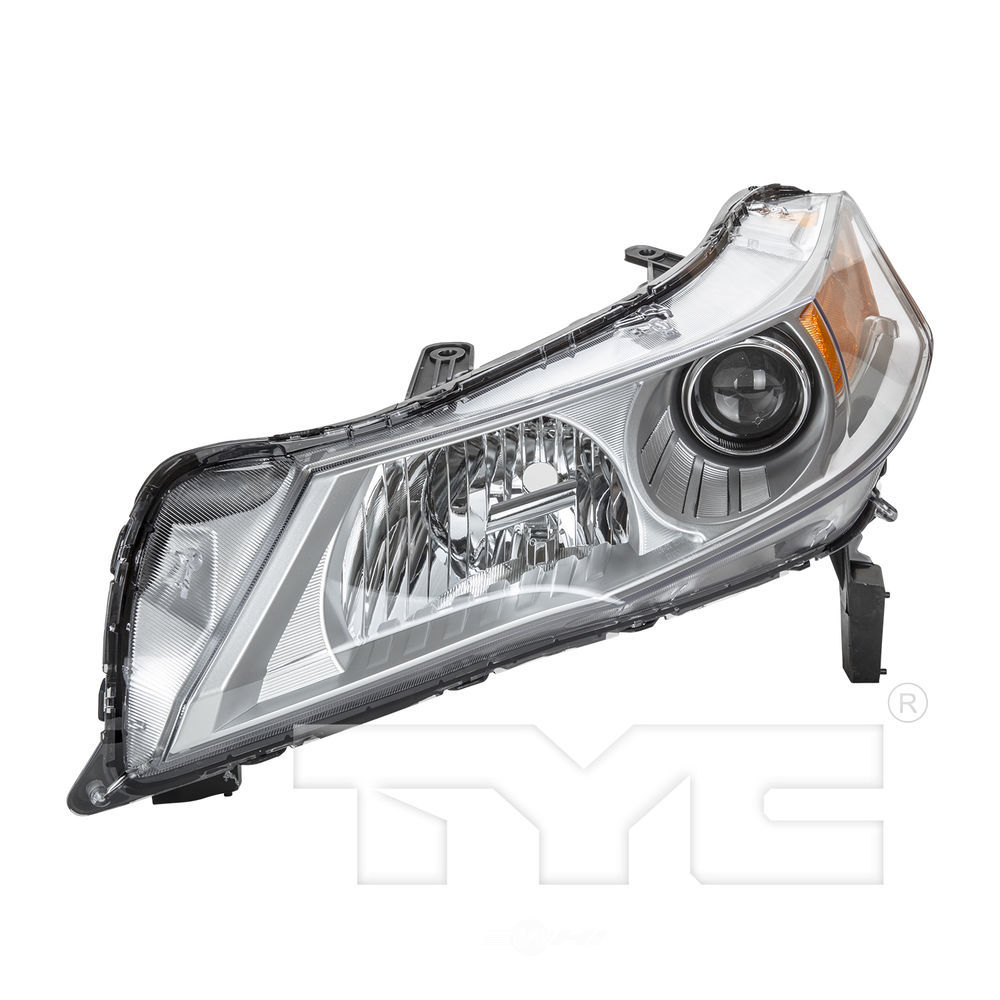 TYC - Headlight Assembly - TYC 20-9072-01