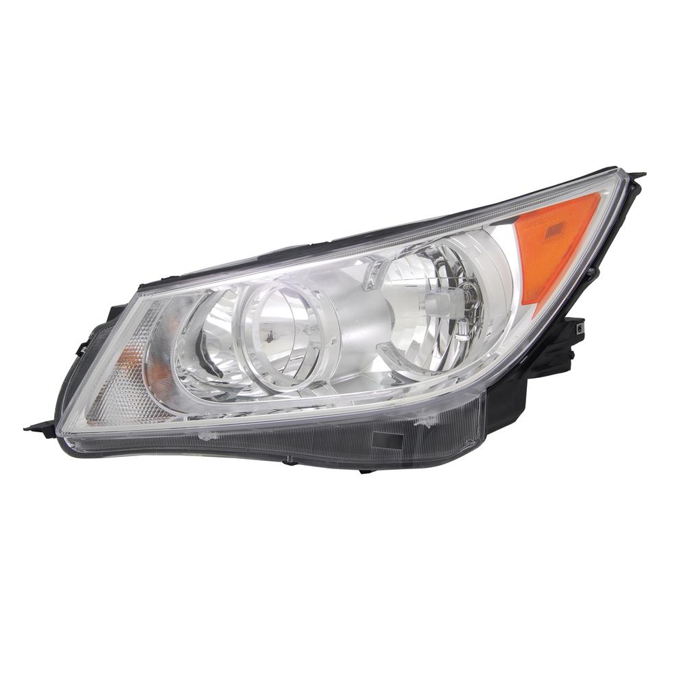 TYC - Headlight - TYC 20-9152-00