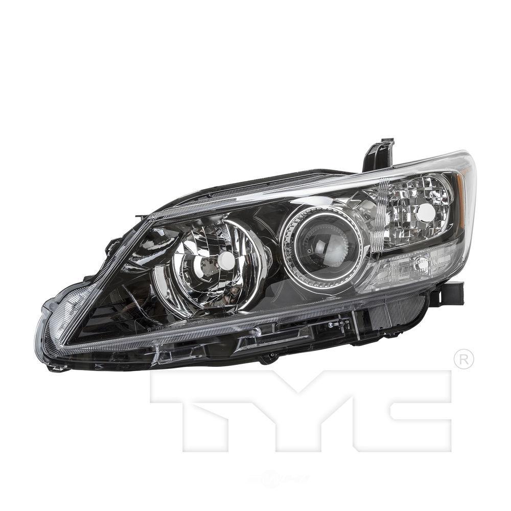 TYC - Headlight - TYC 20-9172-01-9