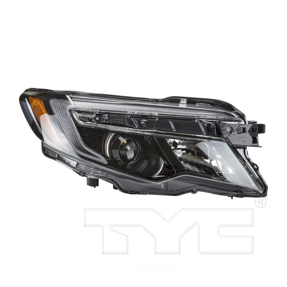 TYC - NSF Certified Headlight Assembly (Right) - TYC 20-9715-80-1