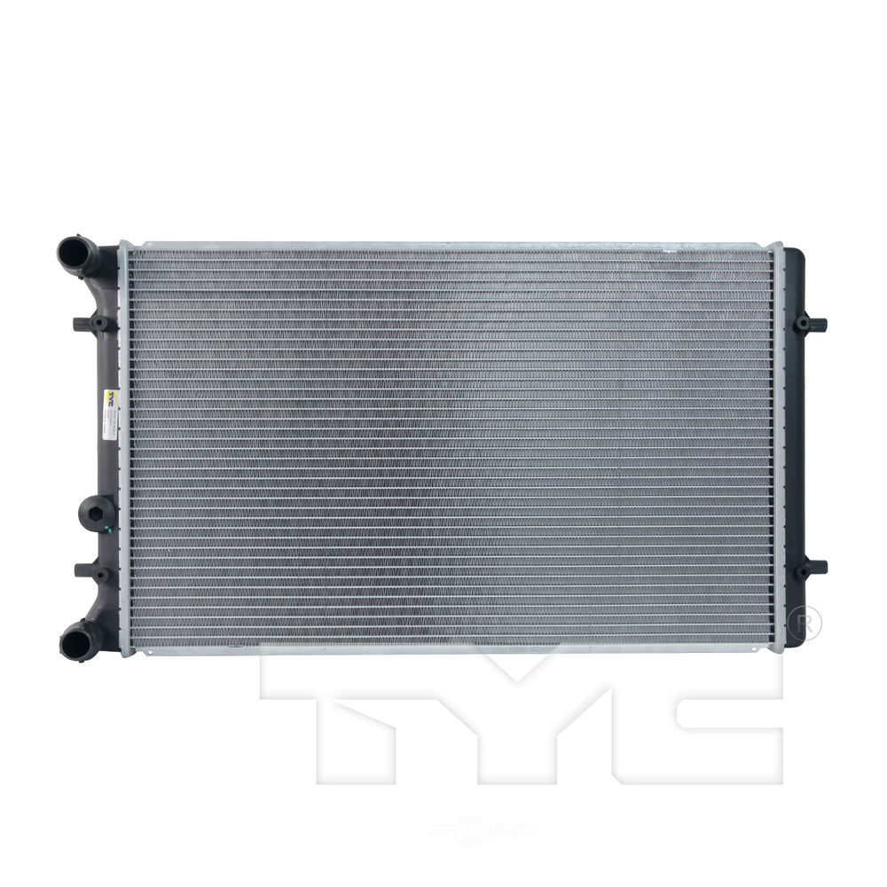 TYC - Radiator Assembly - TYC 2265