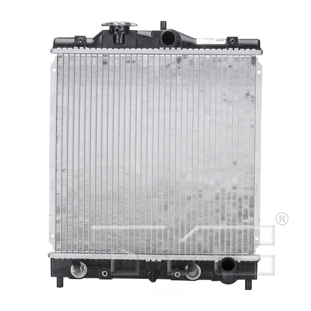 TYC - Radiator Assembly - TYC 2273