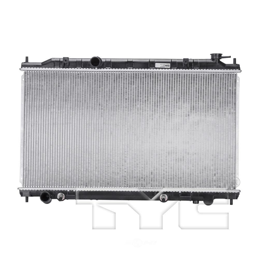 TYC - Radiator Assembly - TYC 2414