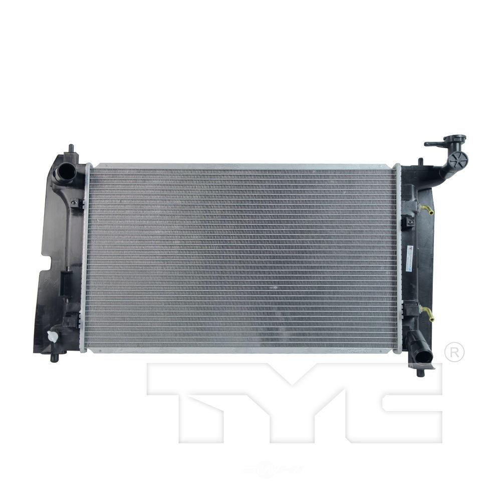 TYC - Radiator Assembly - TYC 2428