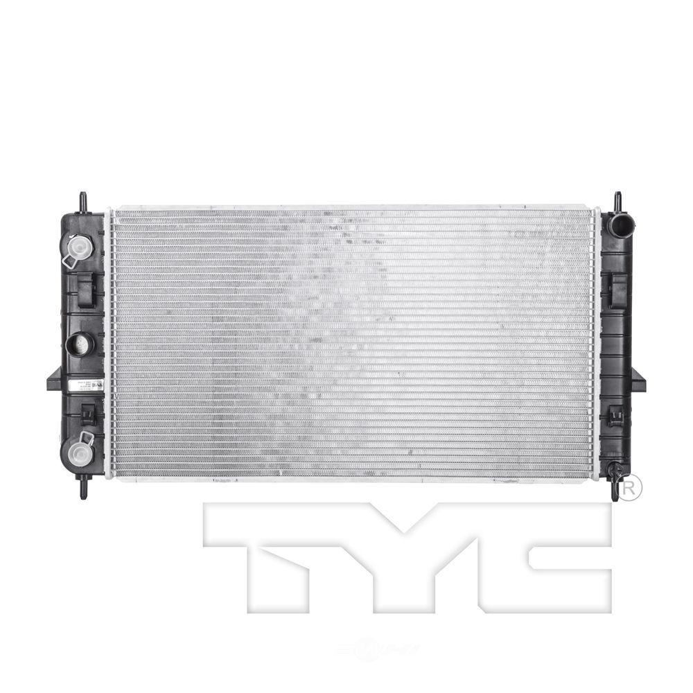 TYC - Radiator Assembly - TYC 2608