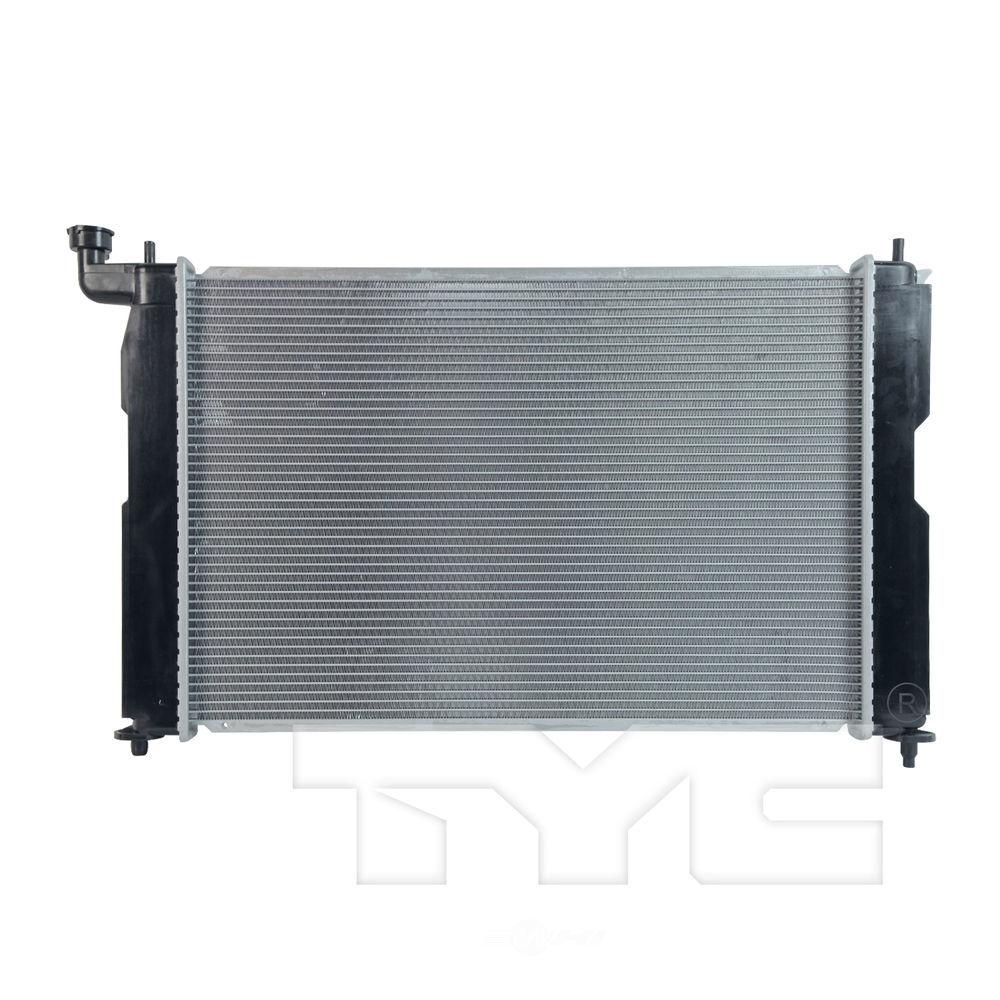 TYC - Radiator Assembly - TYC 2776