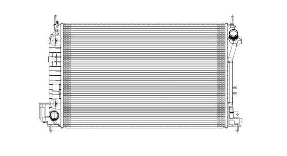 TYC - Radiator Assembly - TYC 2810