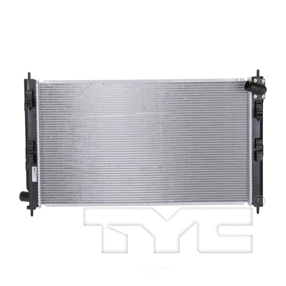 TYC - Radiator Assembly - TYC 2979
