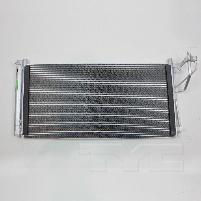 TYC - A/C Condenser - TYC 3381