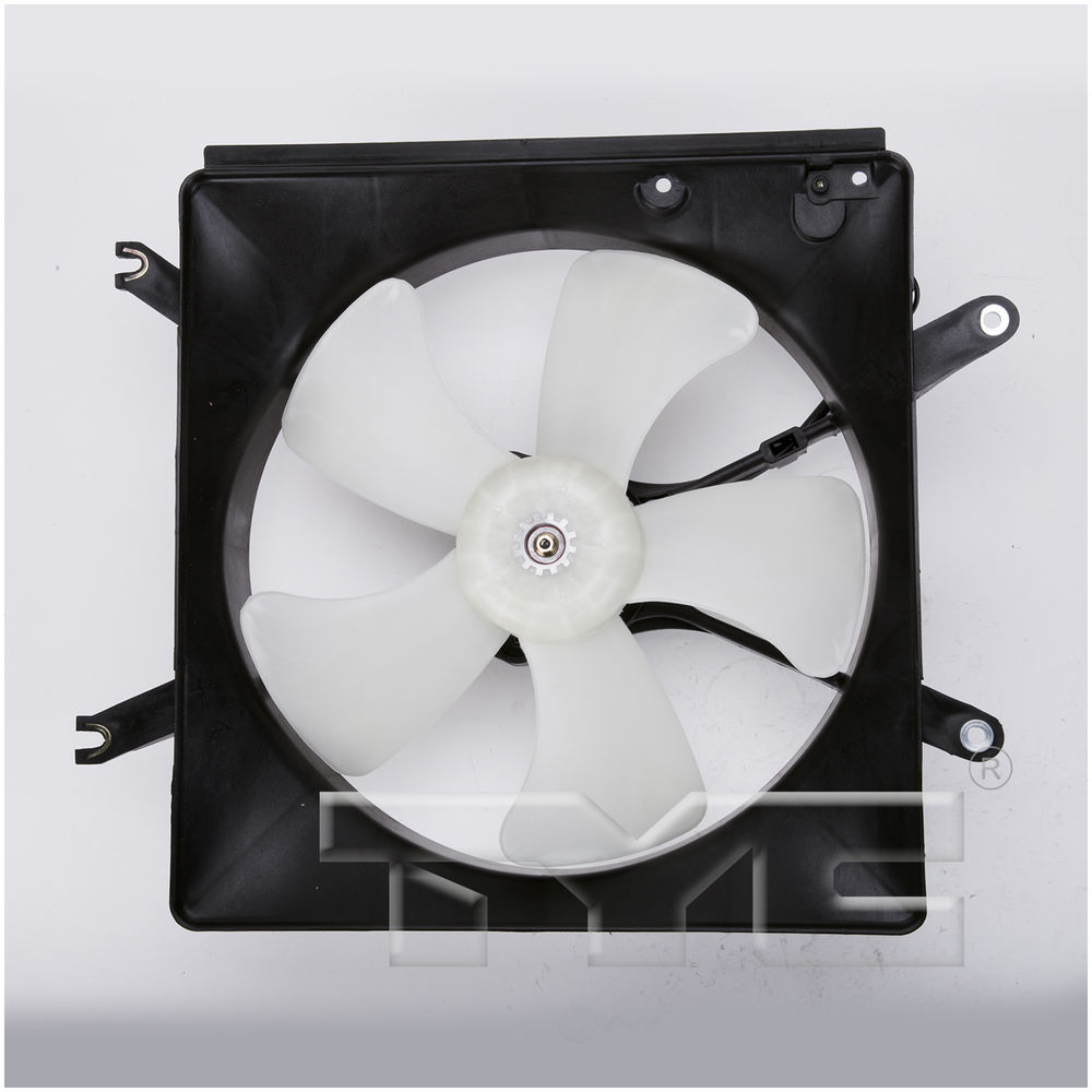 TYC - Engine Cooling Fan - TYC 600260