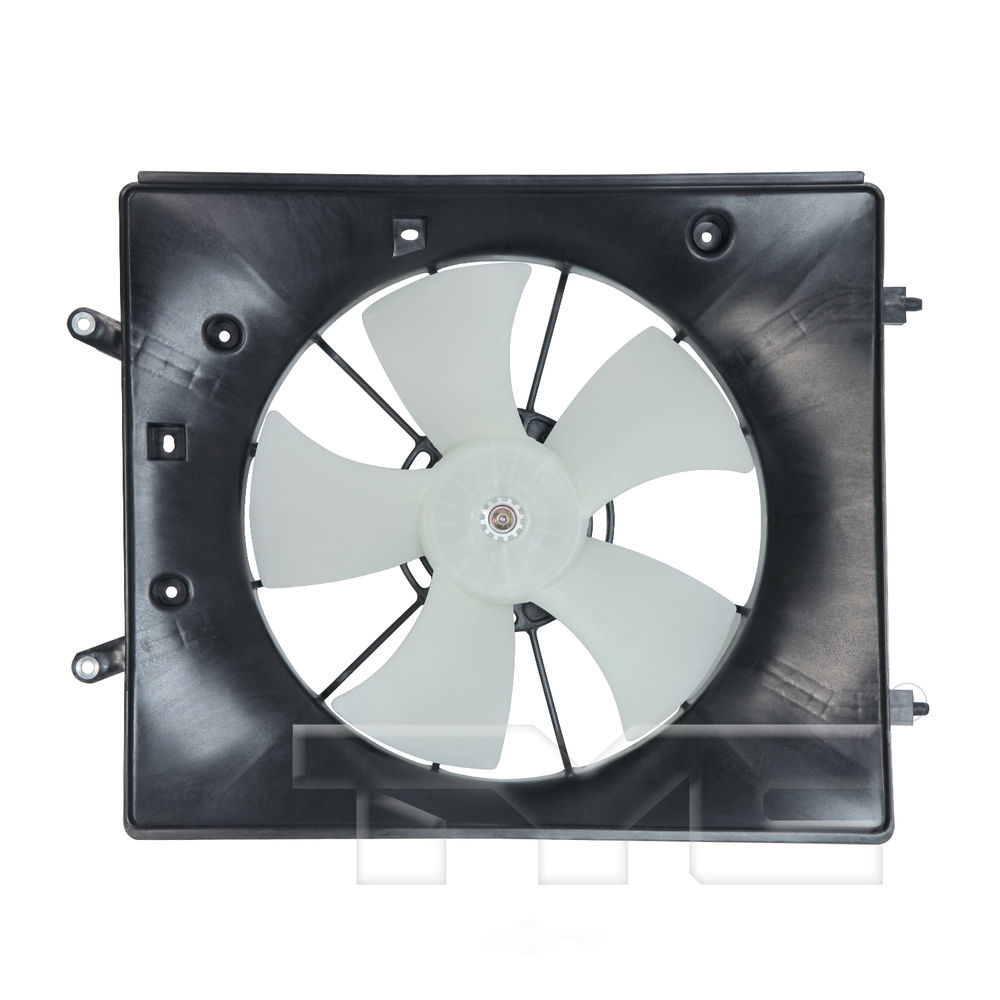 TYC - Engine Cooling Fan Assembly - TYC 600620