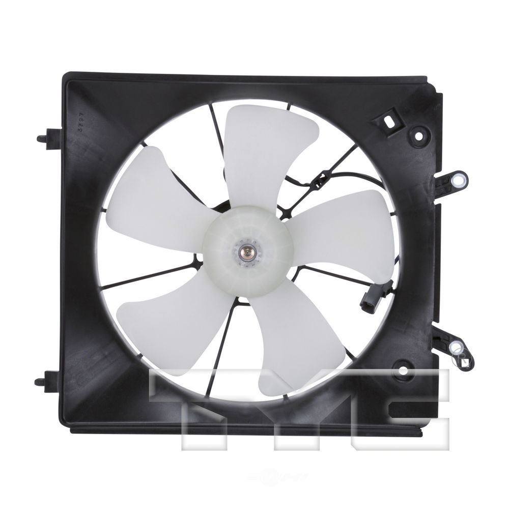 TYC - Engine Cooling Fan - TYC 600710