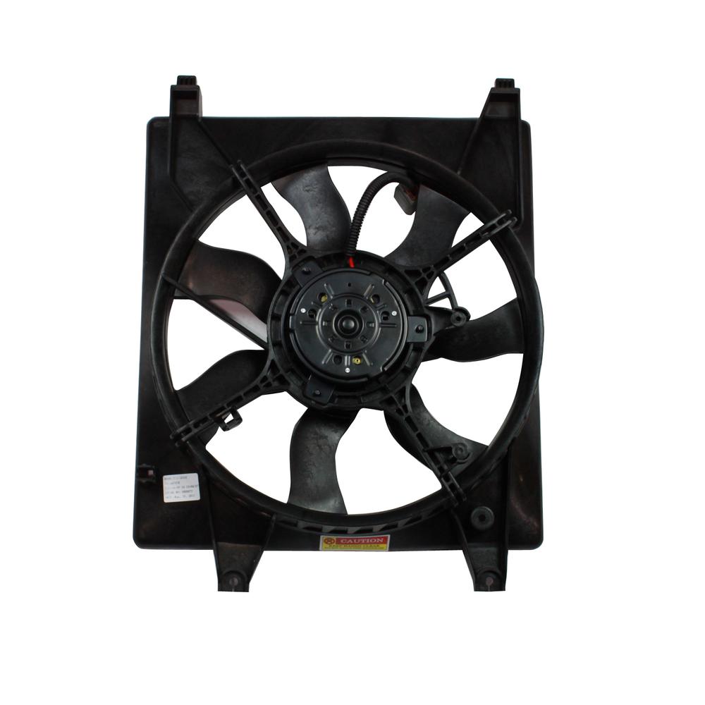 TYC - Engine Cooling Fan - TYC 601020